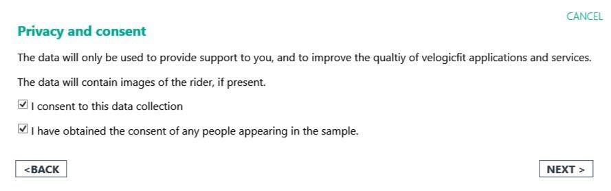 Send Sample permission